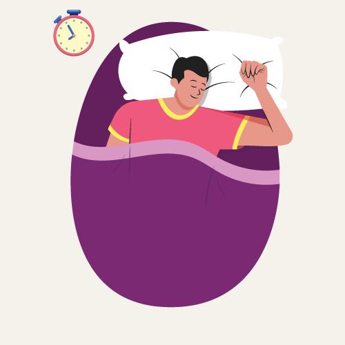 خواب کافی برای بهبود برنامه نویسی